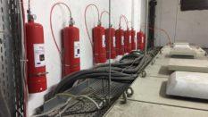 Pano İçi Yangın Söndürme Sistemleri