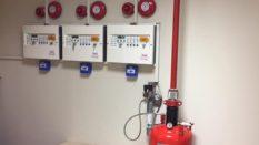 FM200 (HFC-227ea) Gazlı Söndürme Sistemi