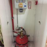 Fm200 gazlı yangın söndürme sistemi bakımı