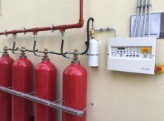 Karbondioksitli Söndürme Sistemleri