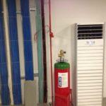 Otomatik yangın söndürme sistemleri bakımı