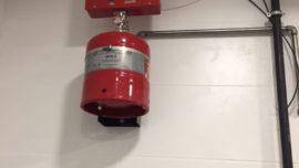 Buckeye Davlumbaz Yangın Söndürme Sistemleri