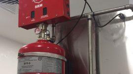 Ul Onaylı Davlumbaz Yangın Söndürme Sistemleri